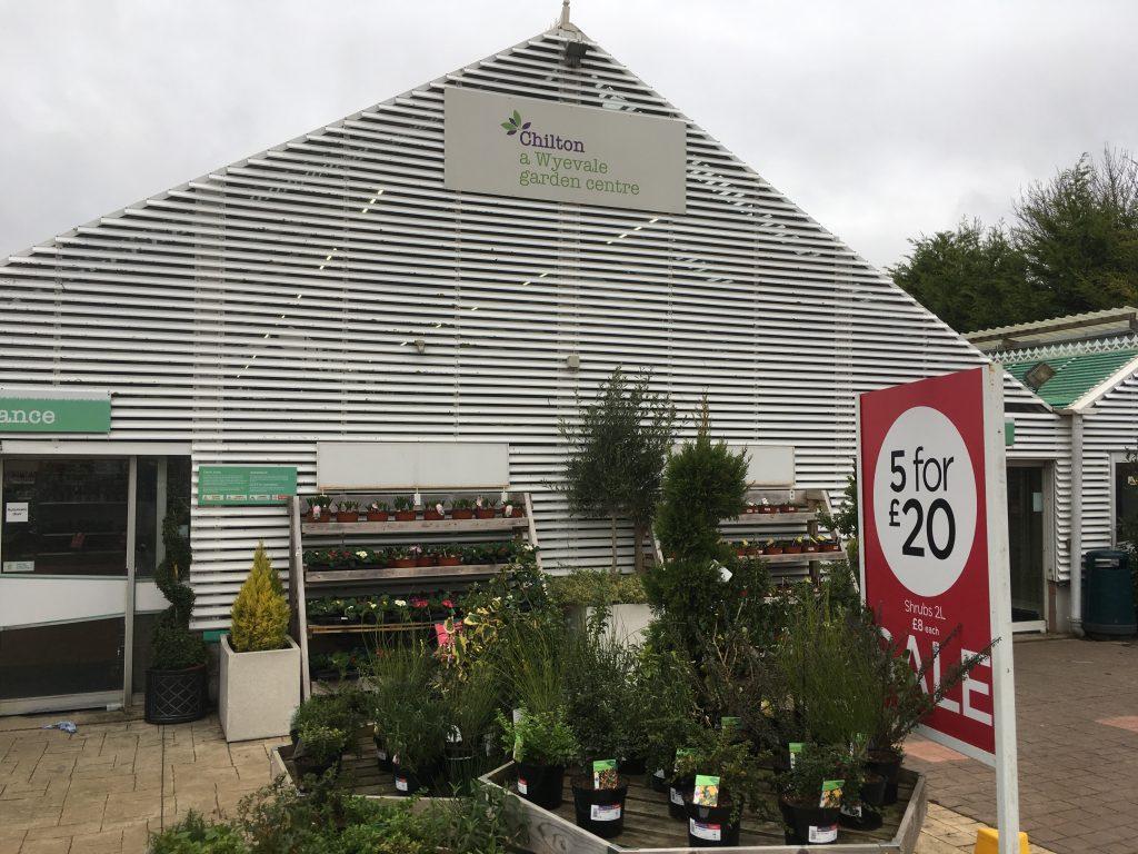 Chilton Garden Centre