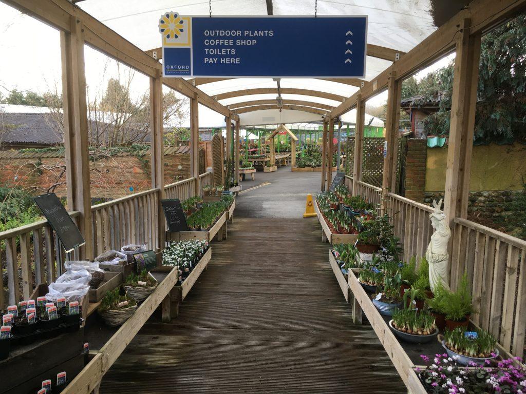 Oxford Garden Centre – South Hinksey