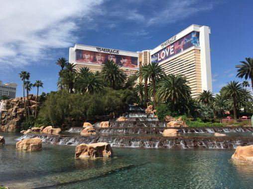 The Mirage Hotel & Casino - Las Vegas