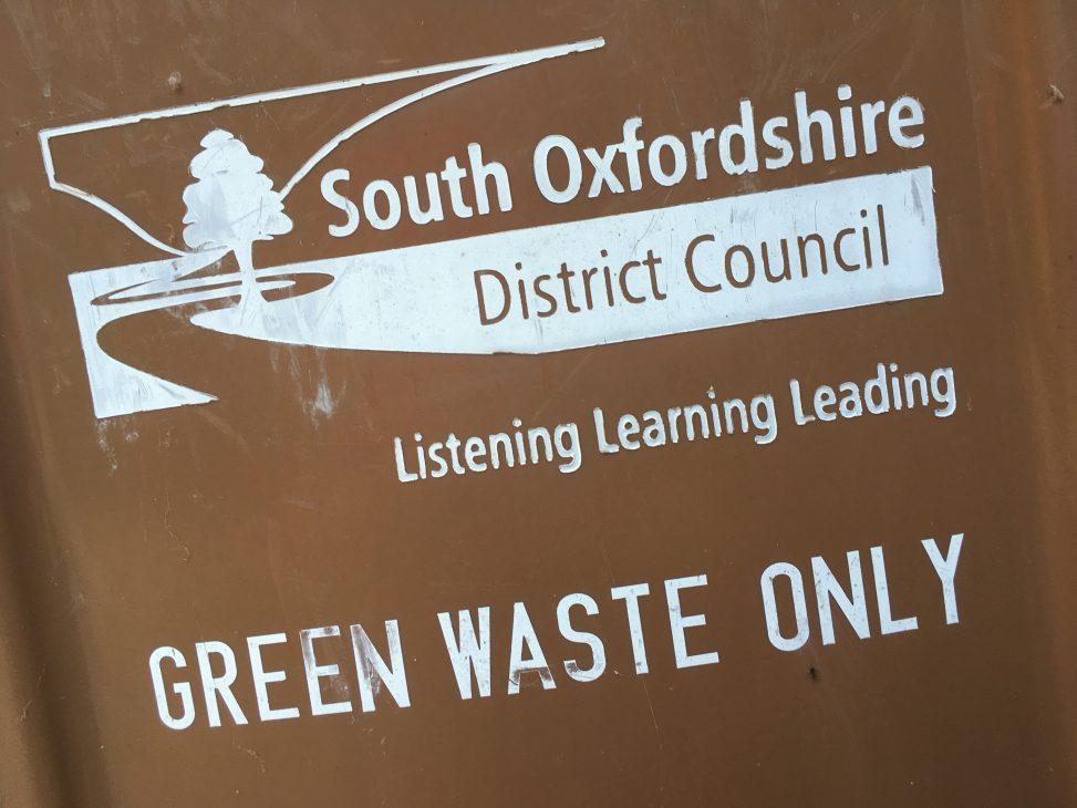 Brown Bins - Green Waste Only