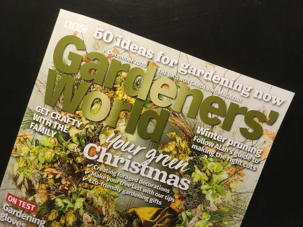 Gardener's World - December 2020